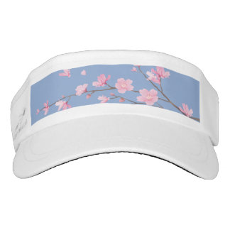 Cherry Blossom - Serenity Blue Visor