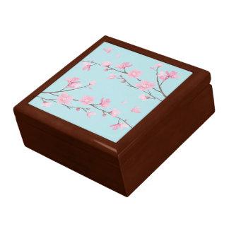 Cherry Blossom - Sky Blue Gift Box
