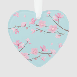 Cherry Blossom - Sky Blue - HAPPY ANNIVERSARY