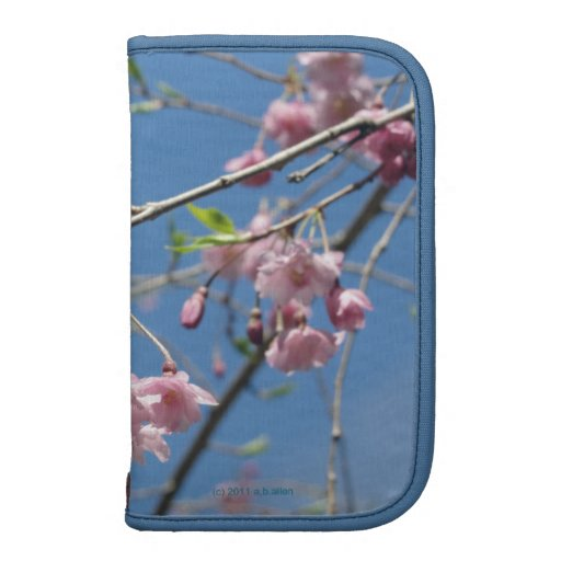 Cherry Blossom Smartphone Planner