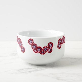 Cherry Blossom Soup Mug
