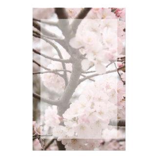 Cherry Blossom Stationery