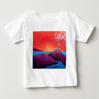 Cherry Blossom Sunset Shirt