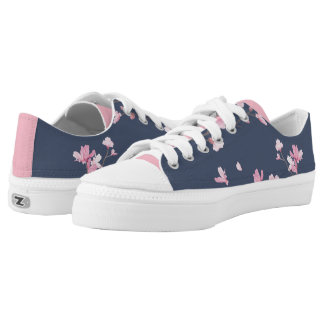 Cherry Blossom - Tannin Low Tops