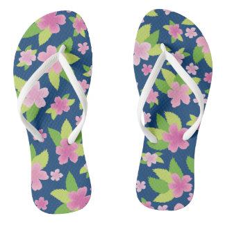 Cherry Blossom Thongs