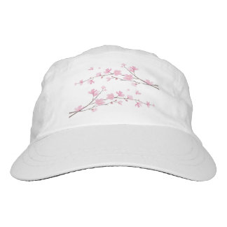 Cherry Blossom - Transparent Background Hat