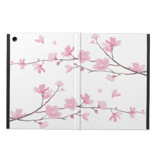 Cherry Blossom - Transparent Background iPad Air Case