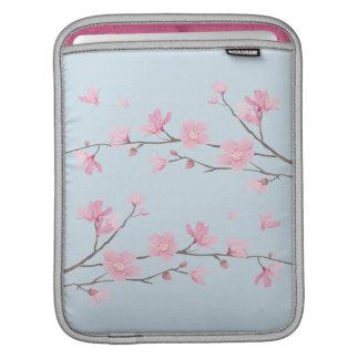 Cherry Blossom - Transparent Background iPad Sleeve