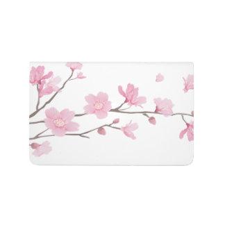 Cherry Blossom - Transparent Background Journal