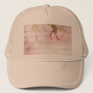Cherry Blossom Trucker Hat