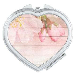 Cherry Blossom Vanity Mirror