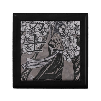 Cherry Blossom Warrior by Carter L Shepard Gift Box