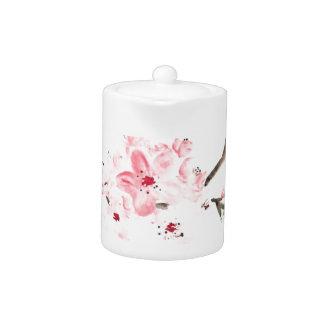 Cherry blossom watercolour