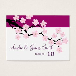 Cherry Blossom | Wedding Place Cards