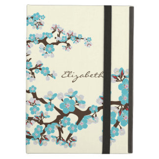 Cherry Blossoms , 3, 4 Case with Kickstand Case For iPad Air