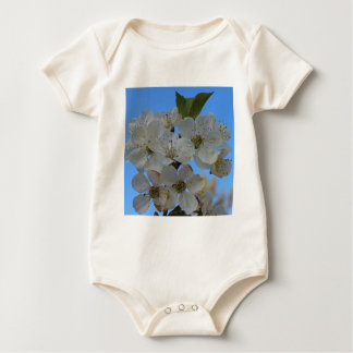 Cherry Blossoms Baby Bodysuit