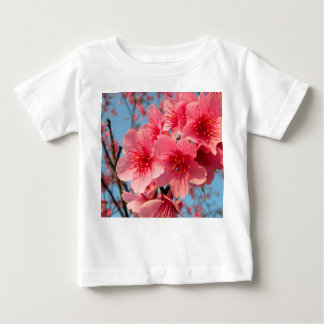 Cherry Blossoms Baby T-Shirt