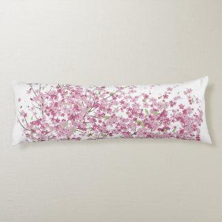 Cherry Blossoms Body Pillow