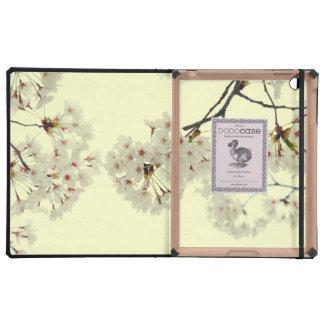 Cherry Blossoms iPad Folio Case