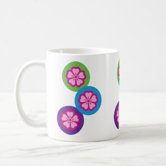 Cherry blossoms coffee mugs