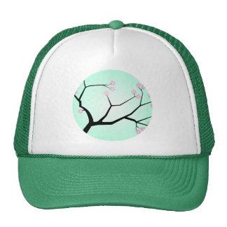 Cherry Blossoms Hat