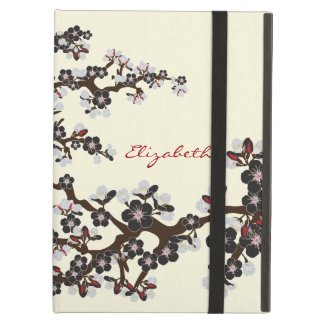 Cherry Blossoms iPad 2, 3, 4 Case with Kickstand iPad Air Cover