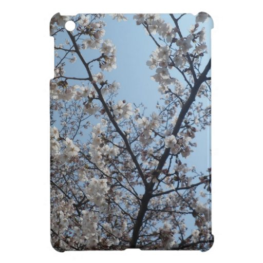 Cherry Blossoms iPad Mini Covers