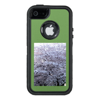 cherry blossoms OtterBox defender iPhone case