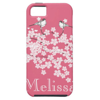 Cherry Blossoms Personalized iPhone 5 case iPhone 5 Covers