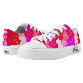 Cherry Blossoms Printed Shoes