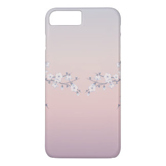 Cherry Blossoms Rose Gradient iPhone 8 Plus/7 Plus Case