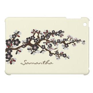 Cherry Blossoms Sakura iPad Mini Case (black)