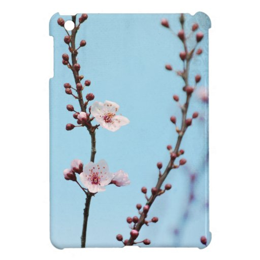 Cherry Blossoms Sky iPad Mini Covers