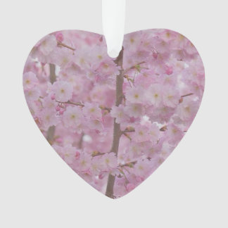 Cherry Blossoms,soft pink Ornament