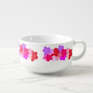 Cherry Blossoms Soup Mug