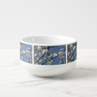 Cherry Blossoms Soup Mug