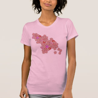 Cherry Blossoms T Shirts
