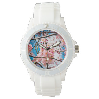 Cherry Blossoms Wrist Watches