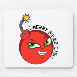 CHERRY BOMB MOUSE PAD
