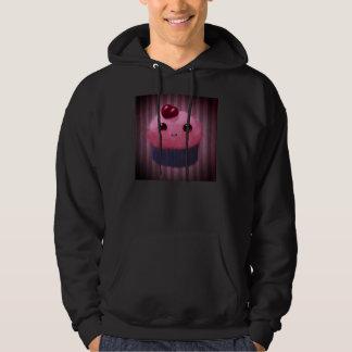 Cherry Cupcake Hooded Sweatshirts
