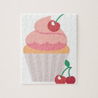 Cherry Cupcake Puzzle