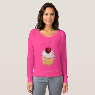 Cherry cupcake shirt