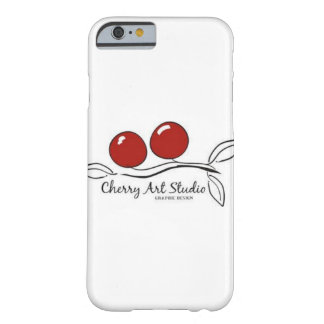 cherry  design barely there iPhone 6 case