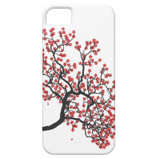 Cherry Flair iPhone 5 Cover