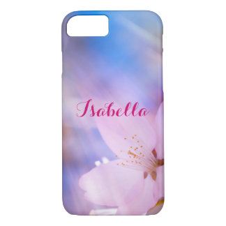 Cherry flower Heaven light personal iPhone 7 Case