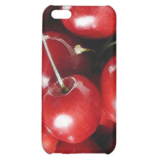 CHERRY FRUIT CASE FOR iPhone 5C