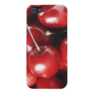 CHERRY FRUIT CASES FOR iPhone 5