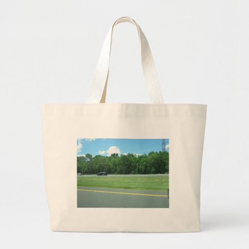 CHERRY HILL NJ JERSEY USA GIFTS NATURE GREEN TOTE BAG