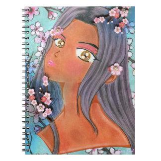 Cherry Klip Notebook