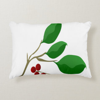 Cherry Laurel Decorative Cushion